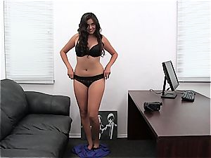 super-hot anal internal ejaculation at porn audition