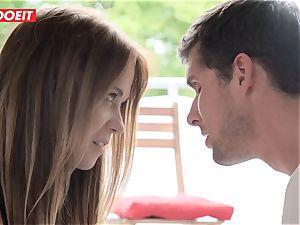 super hot milf penetrates Her Yoga professor With husband At Work