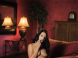 Adriana Chechik super hot solo onanism session