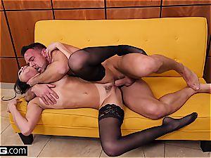 pummel hardcore Ariana Marie seduces with her taut honeypot