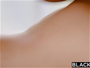 BLACKED Abigail Mac lubricated And BBC'd