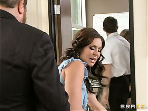 cougar three-way with Phoenix Marie and Kendra passion