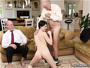 perfect black-haired nubile and girl masturbation Frannkie goes down the Hersey highway