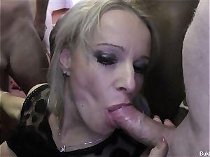 lovely Tara Spades mass ejaculation