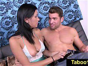 FetishNetwork Nadia Capri Taboo desire