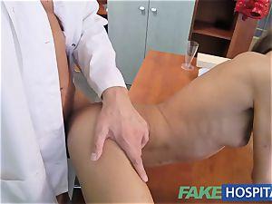 faux hospital medic boinks patients taut vulva