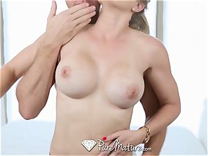 PureMature milf Cory chase boned after run in the park