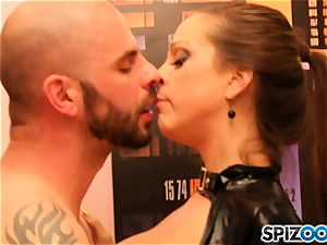 wonderful hookup pot Abigail Mac porked deep by milatary grizzly