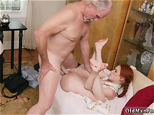 lucky guy nubile ass-fuck Dukke encountered Dolly on the online, and she seemed interested in being a