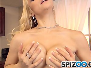 wonderful pov with Sarah Vandella