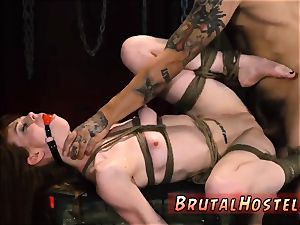 milf domination & submission spectacular youthfull ladies, Alexa Nova and Kendall woods, take a train-ride to their