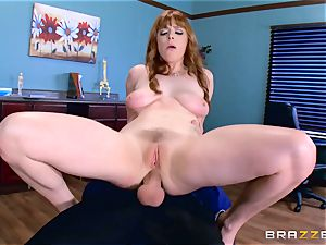Patient Penny Pax pounded by yam-sized dicked physician