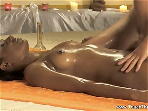 domineering vulva rubdown For Her