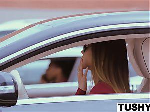 TUSHY Eva Lovia anal flick part 3