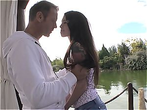 Misha Cross vs. Rocco Siffredi