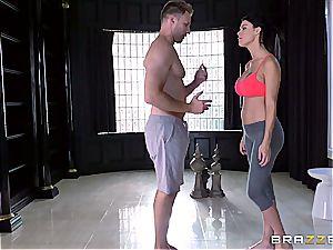 Peta Jensen finds a fresh workout technology
