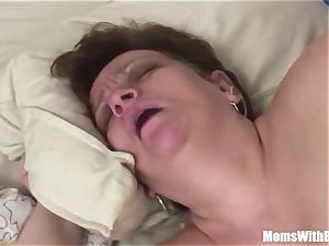 Bigtit phat Mama buttfuck plowed By youthfull shaft