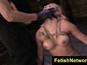 FetishNetwork Marsha May rock-hard deepthroat