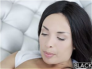 BLACKED French Anissa Kate sizzling multiracial buttfuck intercourse