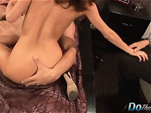 wife rockets with another man