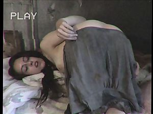 deviant sister attempting ass-fuck with her brutha