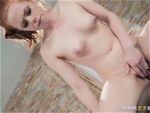 girl/girl hotties Jillian Janson and Ella Hughes