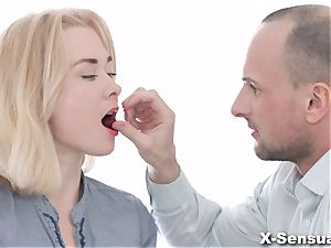 X-Sensual - throughout Lasciva - super-fucking-hot her up orally and anally