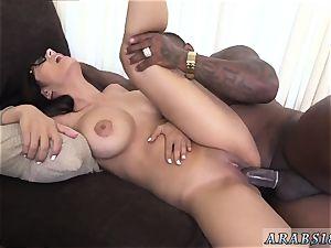 Ladywoman self facial cumshot Mia Khalifa tries A yam-sized dark-hued jizz-shotgun