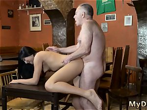 Japan old and father web cam gonzo Can you trust your girlcrony leaving her alone with your